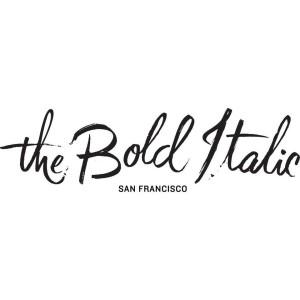 bold italic logo
